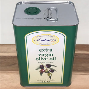 Montinaro Extra Virgin Olive Oil (3 L)