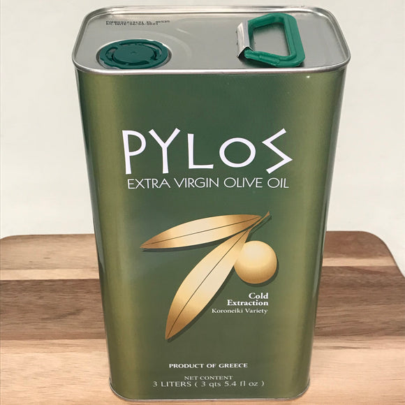 Pylos Extra Virgin Olive Oil (3 L)
