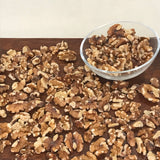 Raw Walnuts Halves & Pieces (1 lb)