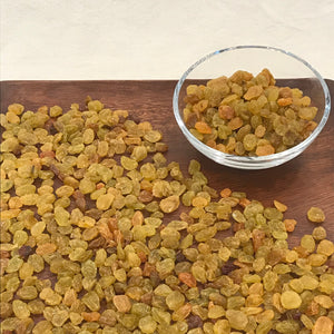 Dried Golden Raisins (1 lb)