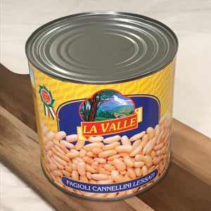 LaValle Cannellini Beans, Large Can (5.5 lb)