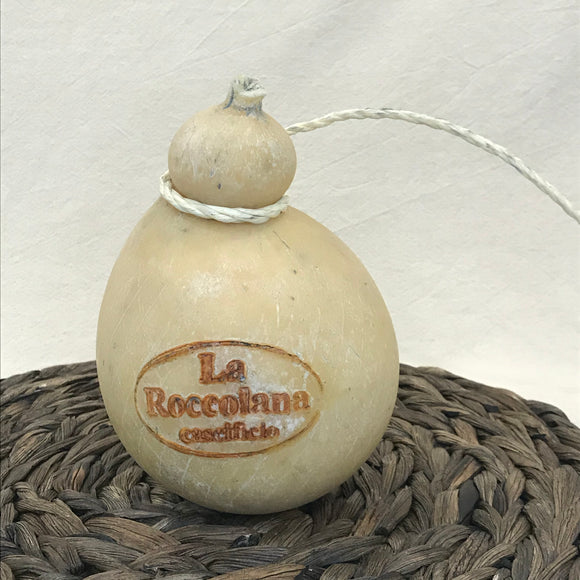 Caciocavallo Tartufato with Black Truffle