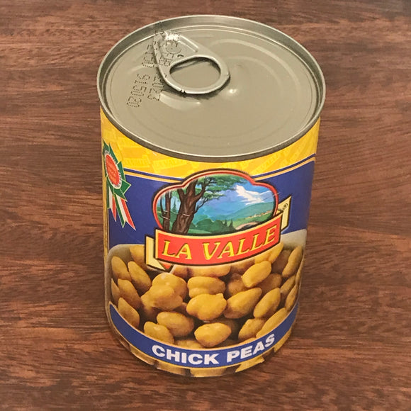 LaValle Chick Peas, Can (14 oz)