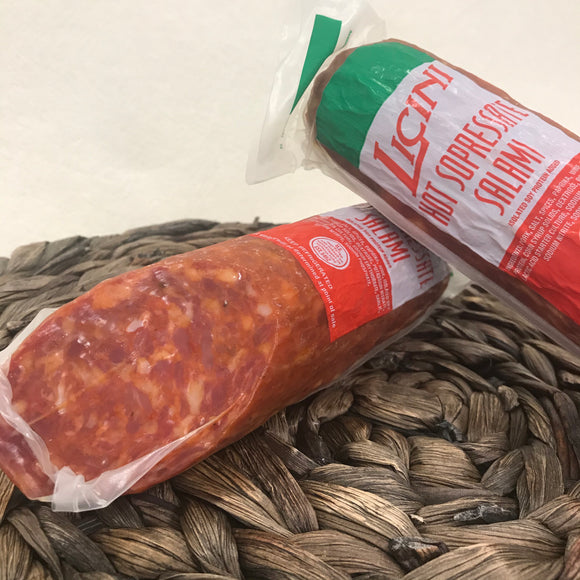 Licini Hot Soppressata (11 oz)
