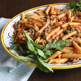 Penne Puttanesca by Chef Drew Masciangelo of Savona Restaurant