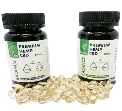 CBD Softgel Capsules For Sale