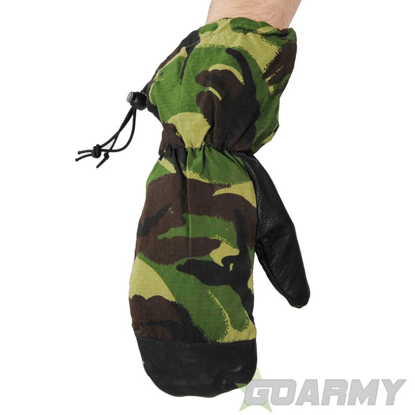 British Army DPM Inner Extreme Cold Weather Mittens