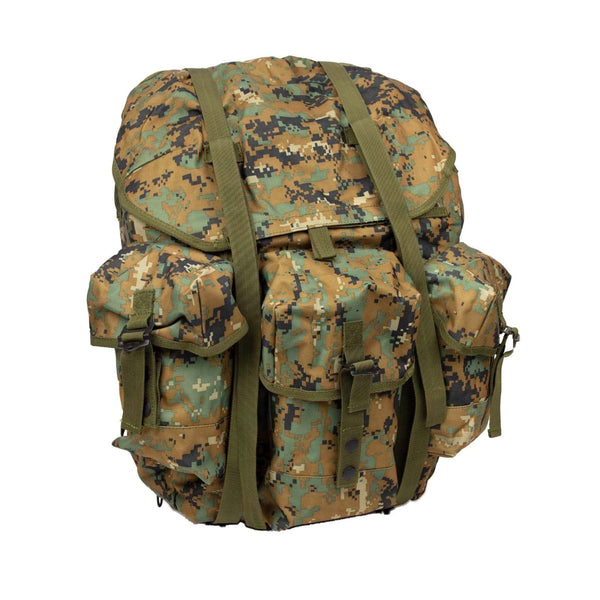 U S marine corp Alice pack with frame