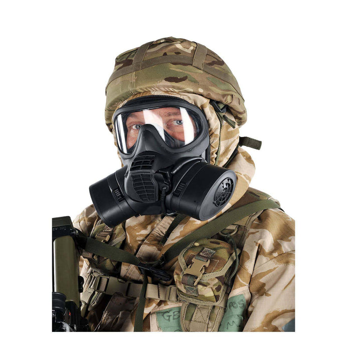 British Army GSR Gas Mask