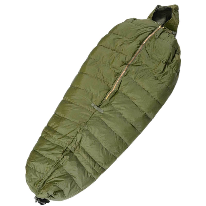 German Army Down Extreme Winter Sleeping Bag