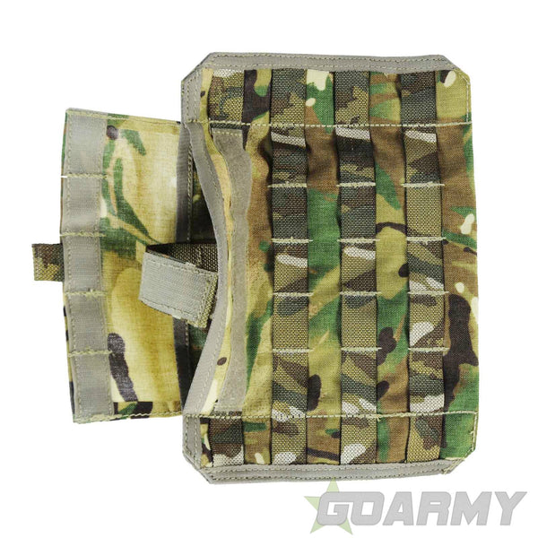 British Army MTP Side Plate Carrier Pouch