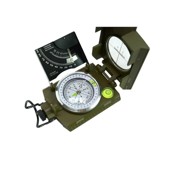 Military Metal Compass