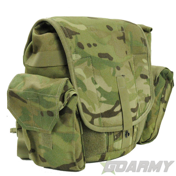 British Army MTP Haversack for GSR Gas Mask