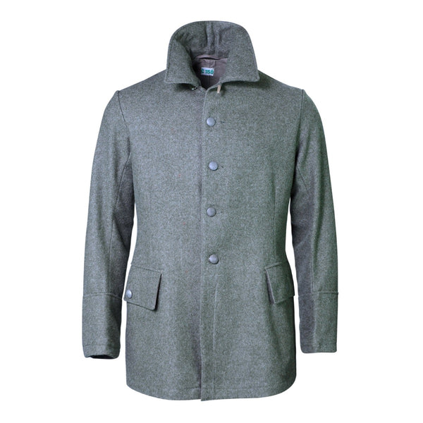m38 Swedish army grey wool jacket
