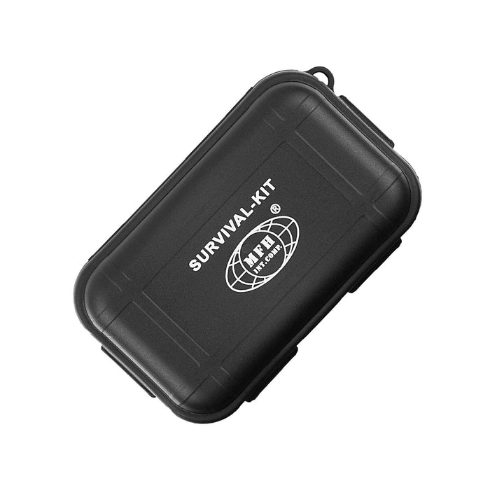 MFH Small Survival Kit Waterproof Box
