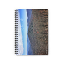 Load image into Gallery viewer, BROWNING KNOB Spiral Notebook