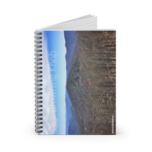 BROWNING KNOB Spiral Notebook