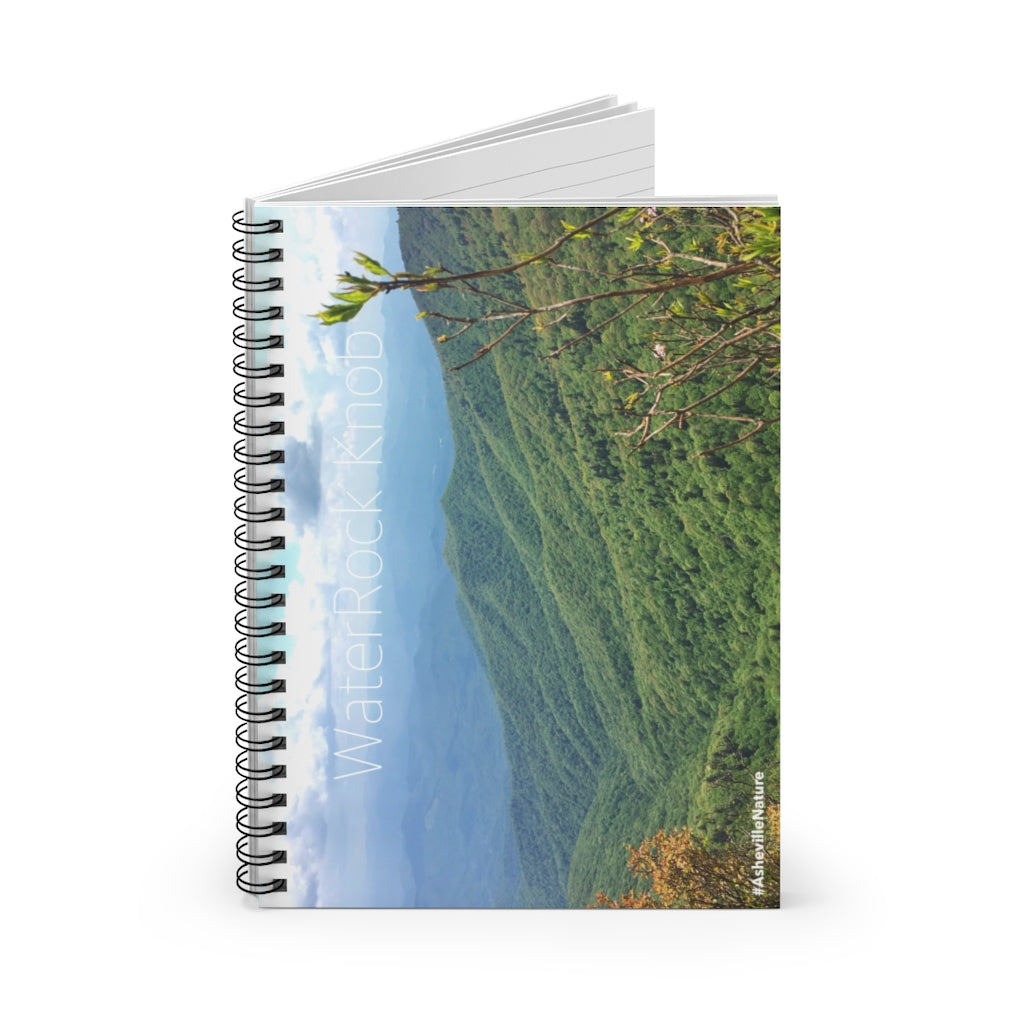 WATERROCK KNOB Spiral Notebook