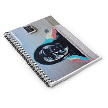 "Load image into Gallery viewer, ""THE ELDER"" Spiral Notebook"