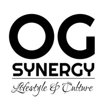 "Load image into Gallery viewer, ""OG Synergy"" White T-Shirt"
