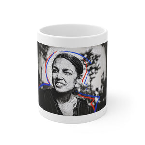 """VOICE OF THE PEOPLE"" 11 oz. Mug"