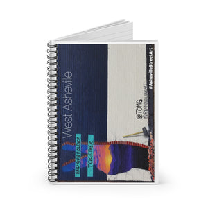 """END GUN VIOLENCE"" Spiral Notebook"