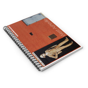 E.W.PEARSON Spiral Notebook - Ruled Line