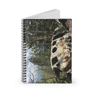 CESSNA 414 Spiral Notebook