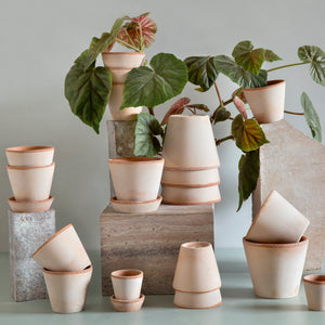 Julie Rose Plant Pots - LOCAL PICK UP ONLY