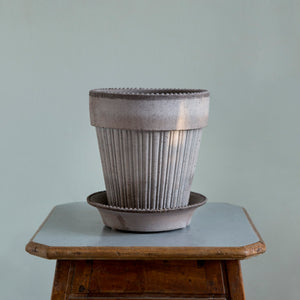 Simona Grey Plant Pots - *Local Pick Up Only*