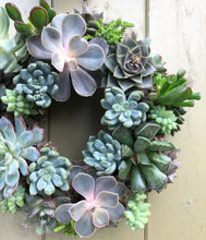 Load image into Gallery viewer, Make Your Own Living Succulent Wreath Workshop