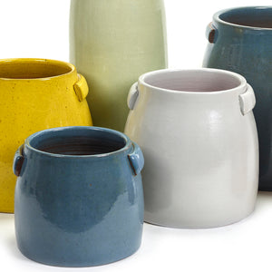 Colourful Glazed Pots - *Local Pick Up Only*