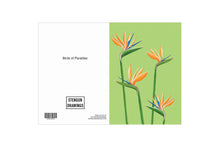 Load image into Gallery viewer, Stengun Drawings Birds Of Paradise Card