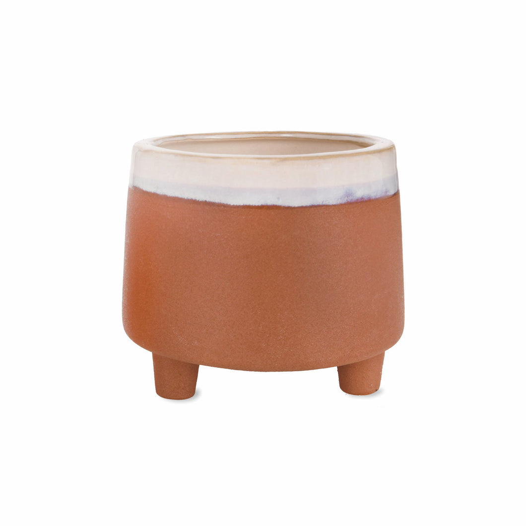 Terracotta Plant Pots With Legs - *Local Delivery or Local Pick Up Only*