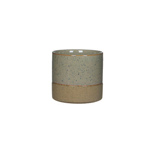 Two Tone Plant Pot - Green XS