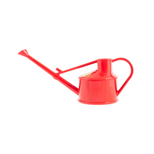 Haws Langley Sprinkler Watering Can - Red
