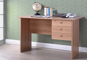 WYCKHAM - OAK WRITING DESK