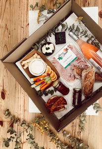 Summer Picnic Box for Two