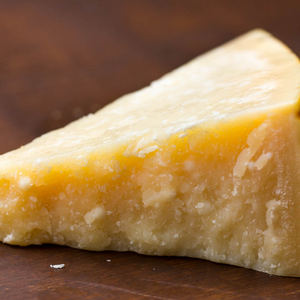 Parmesan wedge