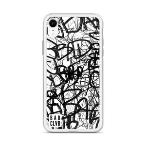 BAD CLVB / iPhone Case