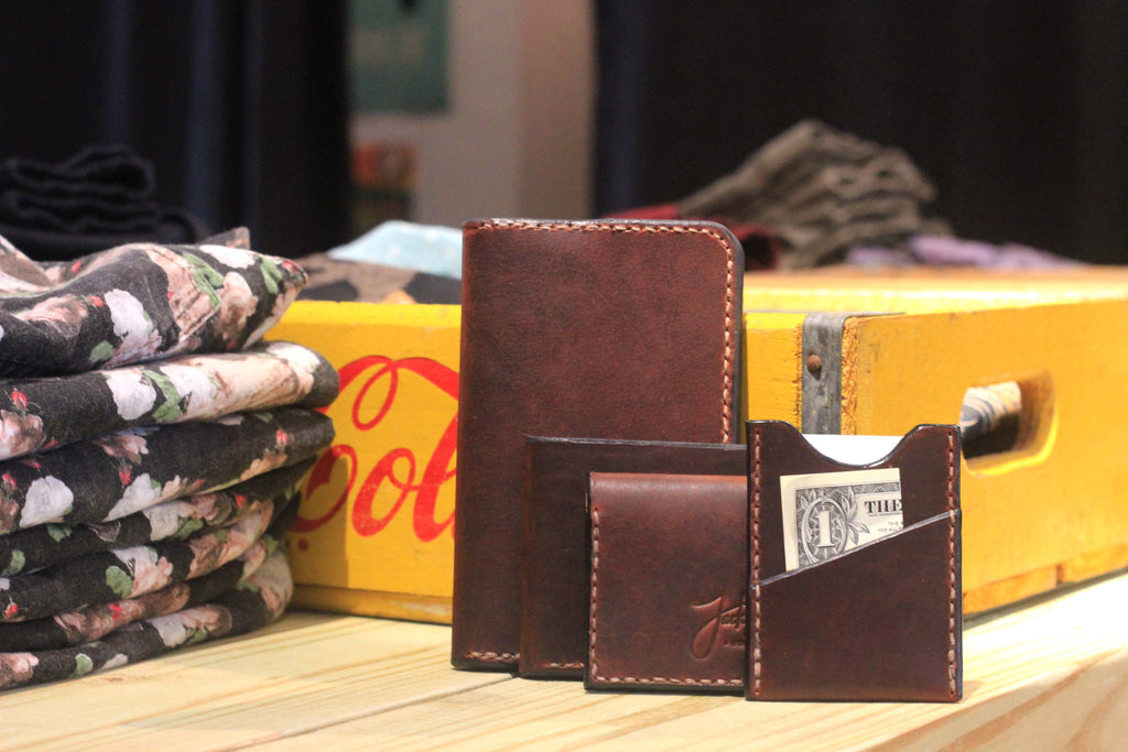 James Dant Jack Hines Wallets Grizzy Slim Draper Rppsevelt Vonnegut Irvington Men's Store Father's Day Gift