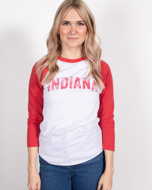 Vintage Indiana Baseball Tee - United State of Indiana: Indiana-Made T-Shirts and Gifts