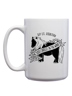 5000 Candles Lil Sebastian Mug