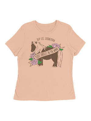5,000 Candles Lil Sebastian Women's Tee