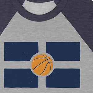 Basketball City Crewneck Sweatshirt
