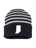 Indiana Beanie - United State of Indiana: Indiana-Made T-Shirts and Gifts