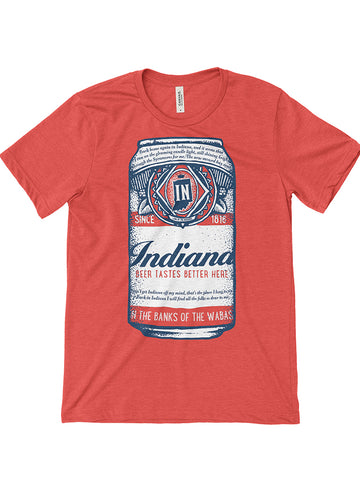 Beer Can Tee