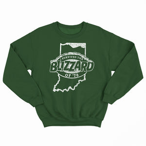 Blizzard of '78 Crewneck Sweatshirt