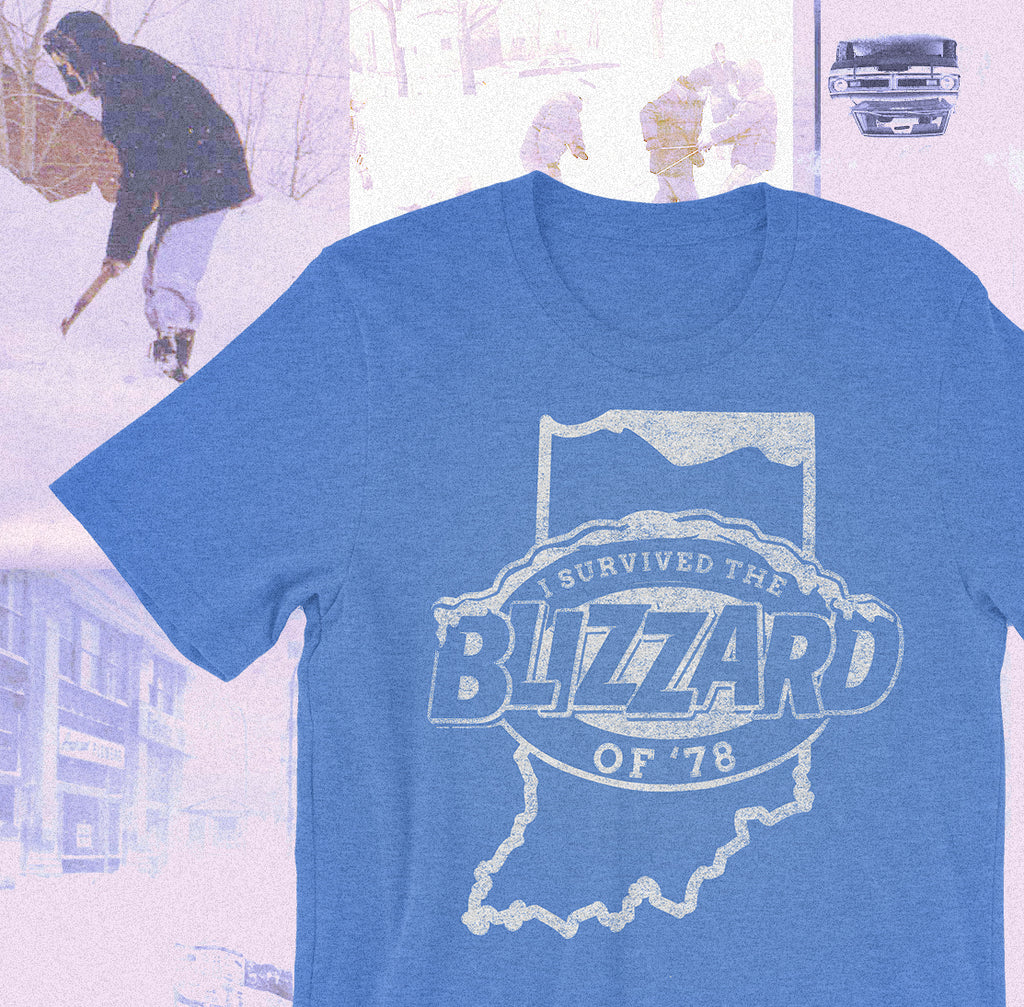 Blizzard of '78 Tee