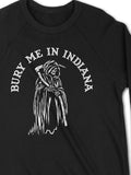 Bury Me In Indiana Crewneck Sweatshirt